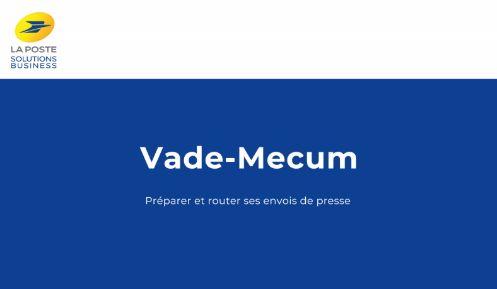 La Poste publie un vade-mecum afin de bien préparer et router les envois presse