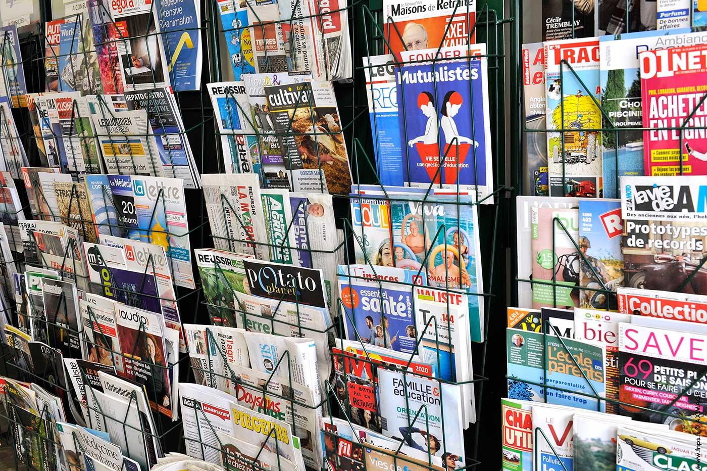 La définition des publications de presse figurant dans la directive Droit d'auteur doit inclure l'ensemble de la presse d'information