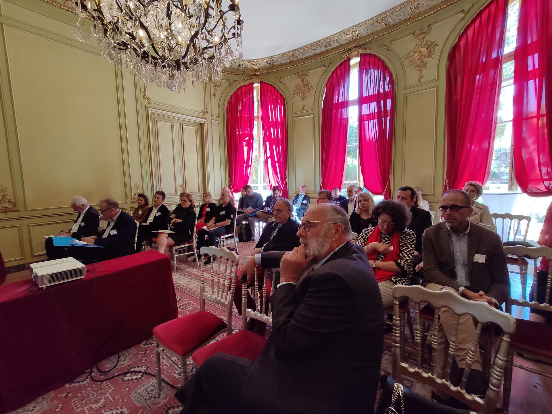 Renouvellement du Comité directeur et du Bureau du SPMS