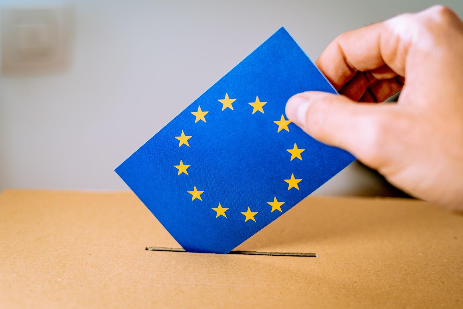 Intervention des porte-paroles des principaux partis politiques candidats aux élections européennes