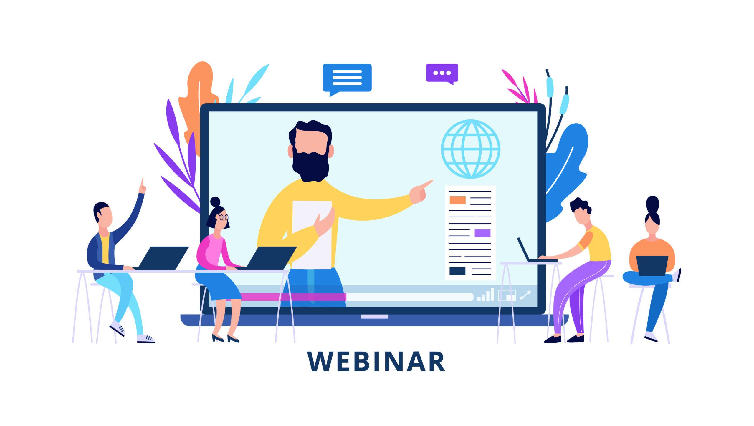 Formation : Comment réaliser et commercialiser un webinar ?