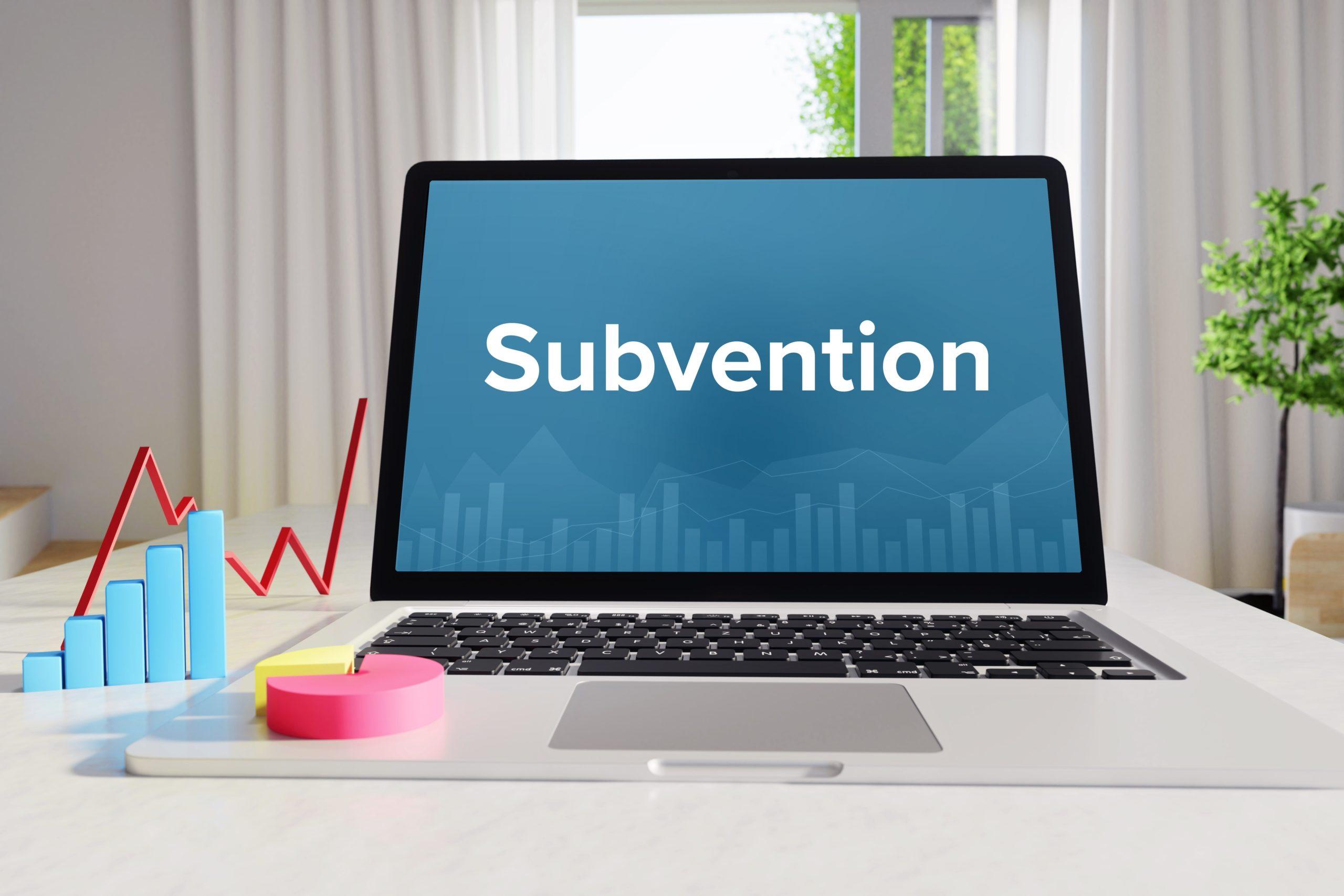 Profitez des subventions pour vos projets de développement numérique